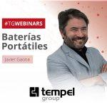 Baterías Portátiles Kaise by TEMPEL GROUP